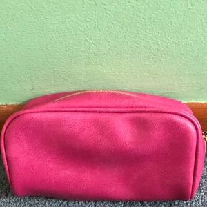 Bare Minerals Pink Makeup Bag